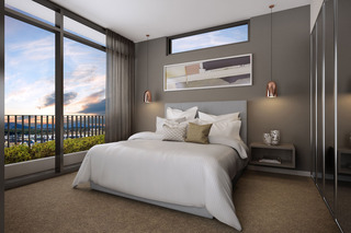 The Curzon Apartments - 1 Bedrooms