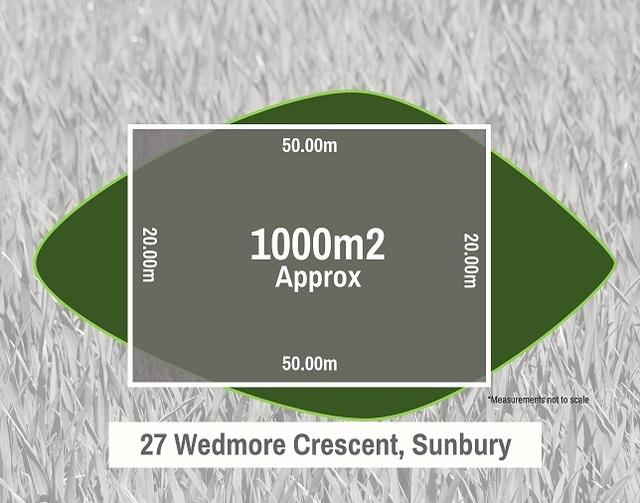 27 Wedmore Crescent, Sunbury VIC 3429