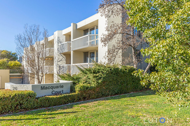 37/26 Macquarie Street, Barton ACT 2600