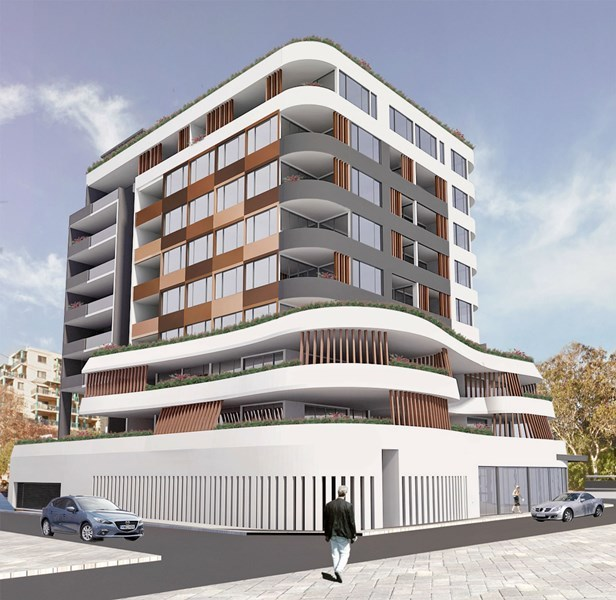1 Bed/2A-8 Burwood  Road, Burwood NSW 2134