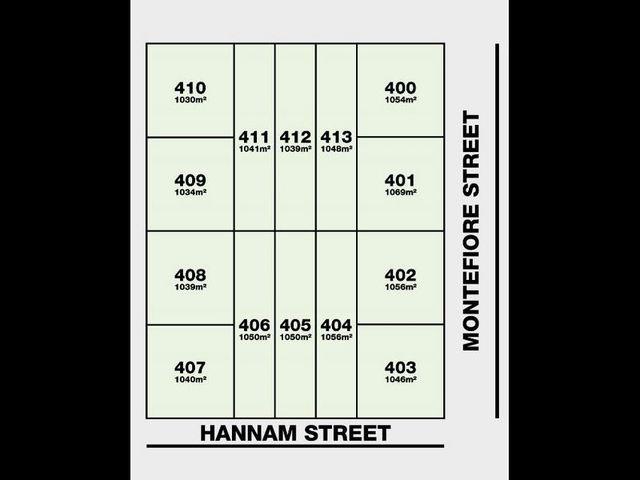 Corner Hannam & Montefiore Street, SA 5254