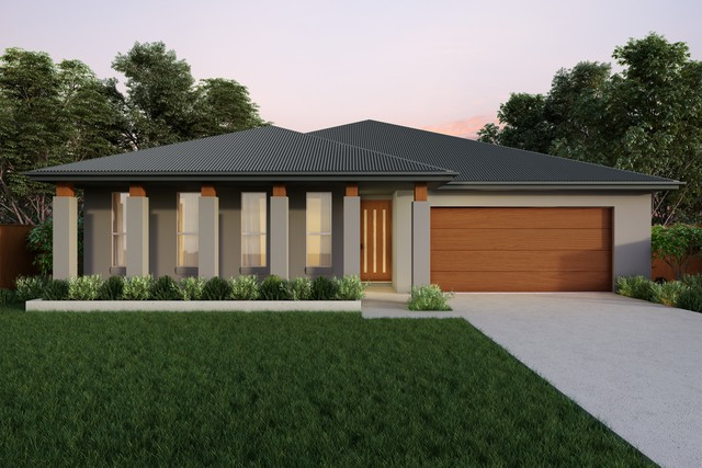 Turallo Fields - House & Land Packages - Modbury Street, Bungendore NSW 2621