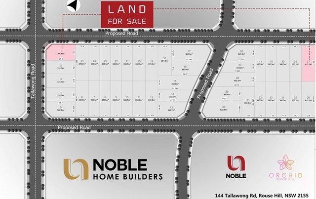 lot 37/144 Tallawong Road, NSW 2155