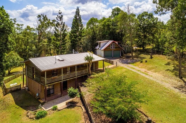 45 Grecian Bends Road, Greens Creek QLD 4570