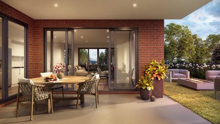 Avani Terraces - Three Bedroom
