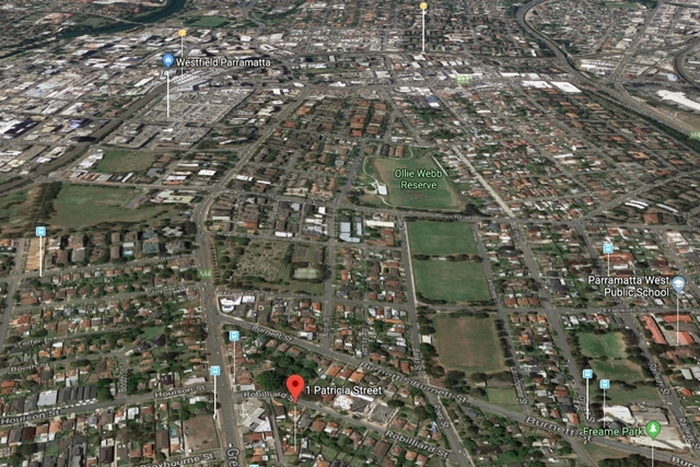 (no street name provided), Mays Hill NSW 2145