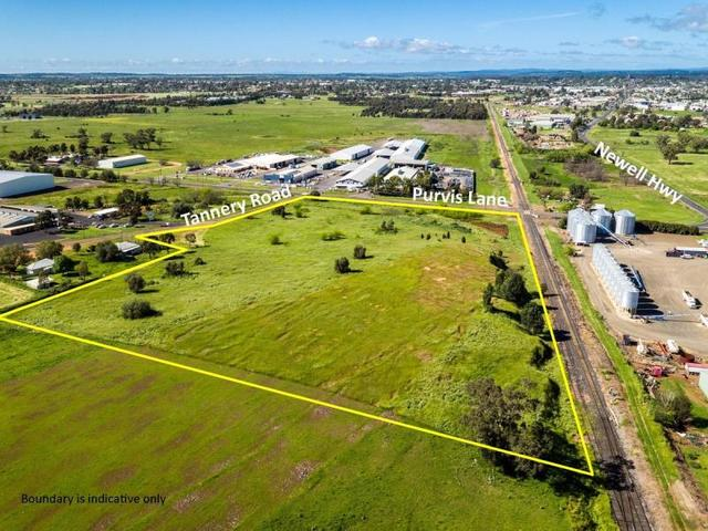 Lot 100 Purvis Lane, NSW 2830