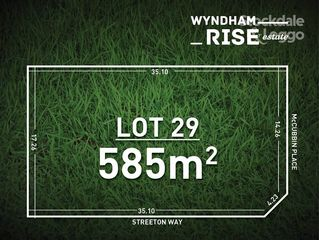 Lot 29 Wyndham Rise Estate