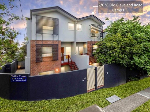 2/638 Old Cleveland Road, QLD 4152