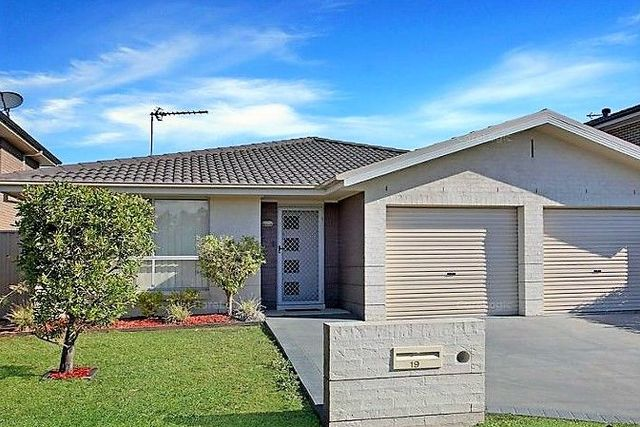 19 Carindale Street, Kellyville Ridge NSW 2155