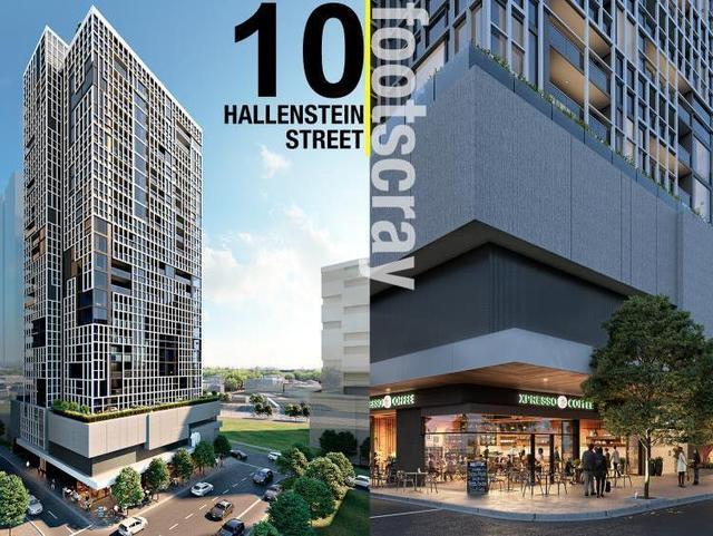 10 Moreland / Hallenstein Street, Footscray VIC 3011