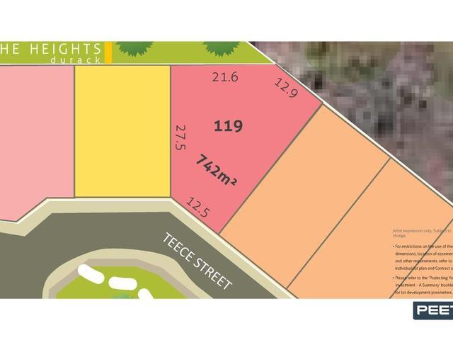 Lot 119 Teece Street, NT 0830