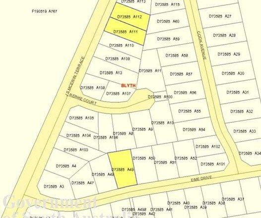 Various Lots Benbournie Estate, Blyth SA 5462