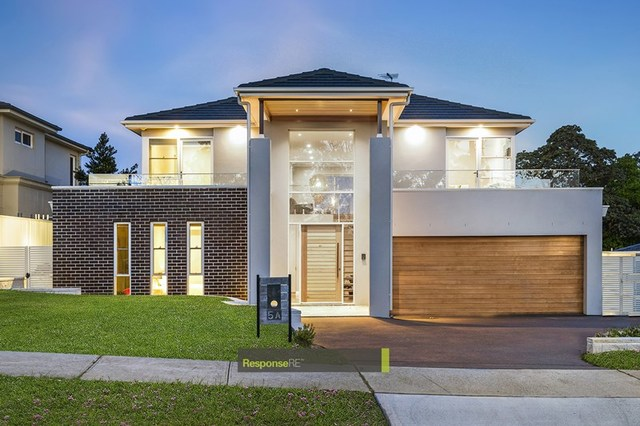 5a Buckingham  Road, Baulkham Hills NSW 2153