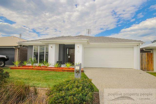 4 Lime Crescent, Caloundra West QLD 4551