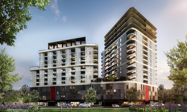 Ruby Gungahlin - Unit 103/8 Gribble St, ACT 2912