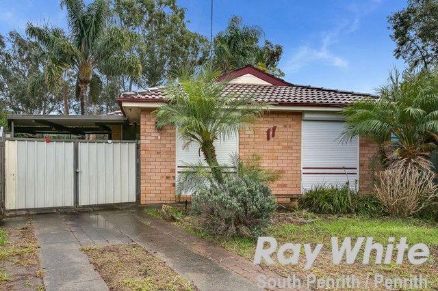 11 Kingsbury Place, Kingswood NSW 2747