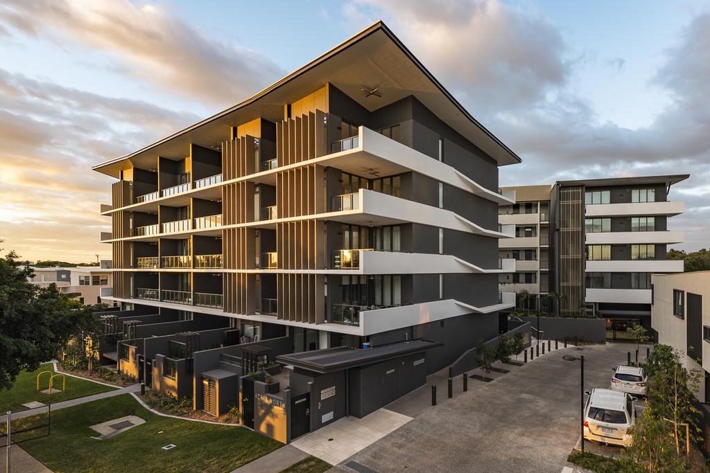 5111/331 Macarthur Avenue, Hamilton QLD 4007 - Apartment ...