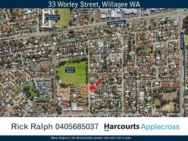 Lot 3/33 Worley Street, Willagee WA 6156