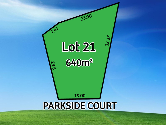 Lot 21 Parkside Court, Strathalbyn SA 5255