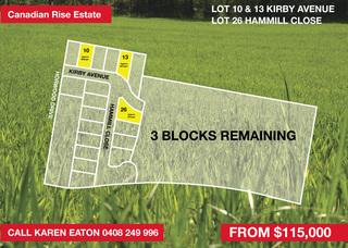 Kirby Ave & Hammill Close