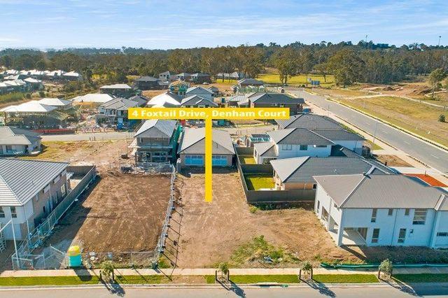 4 Foxtail Drive, Denham Court NSW 2565