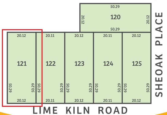 Lot 121 Lime Kiln Rd, Tailem Bend SA 5259