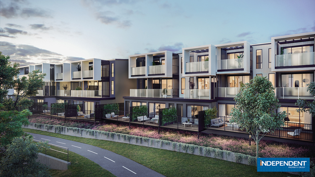 Tarlo - 3 bedroom townhouse, ACT 2606