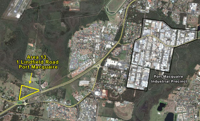 Area 13/1 Lindfield Park Road, Port Macquarie NSW 2444