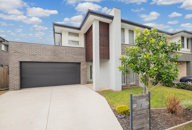 4 Brookfield Crescent, The Ponds NSW 2769