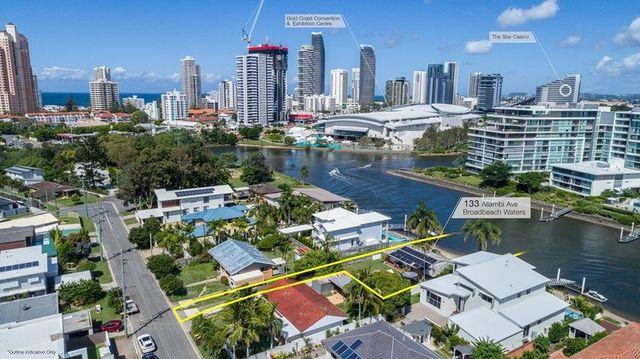 133 Allambi Avenue, Broadbeach Waters QLD 4218