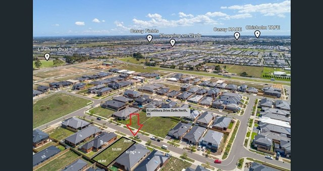 31 Lothbury Drive, Clyde North VIC 3978