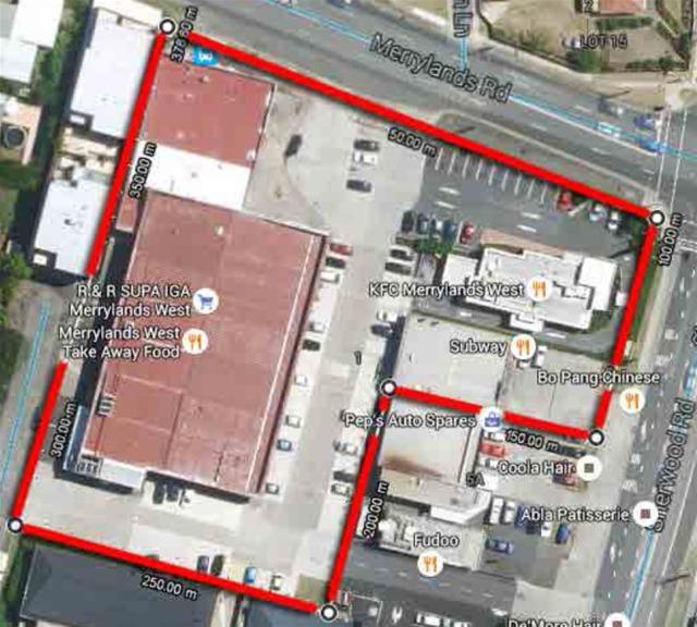 530 & 3 Merrylands Road & Sherwood Road, Merrylands West NSW 2160