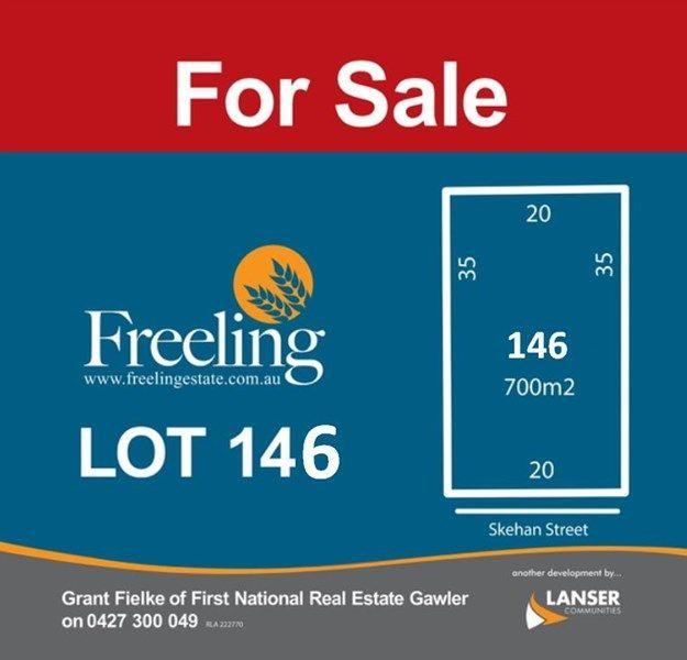 Lot 146 Skehan Street, SA 5372