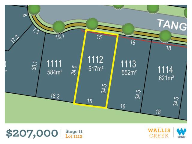 Lot 1112 Tangerine Street, Gillieston Heights NSW 2321
