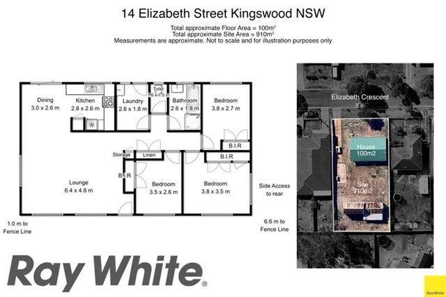14 Elizabeth Crescent, Kingswood NSW 2747