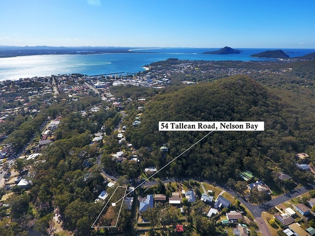 54 Tallean Road, Nelson Bay NSW 2315
