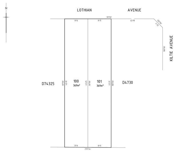 Lot 100, 39 Lothian Avenue, SA 5087