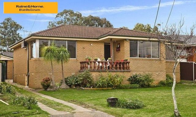 19 Universal Ave, Georges Hall NSW 2198