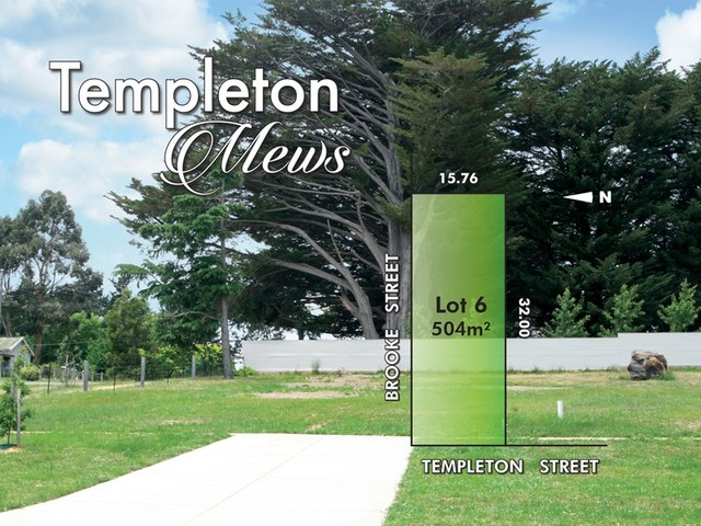 Templeton Street, Woodend VIC 3442