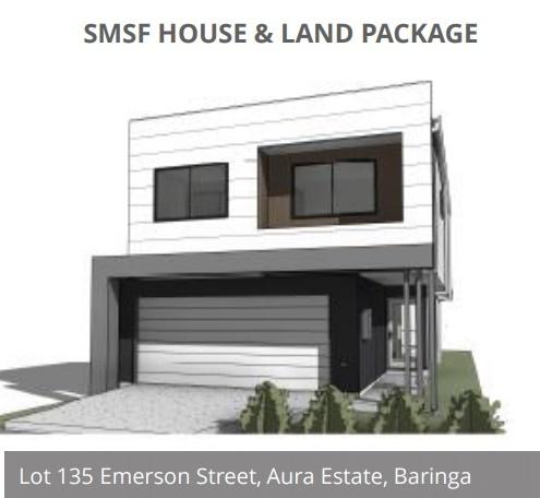 Lot 135 Emerson Street Aura, Caloundra West QLD 4551