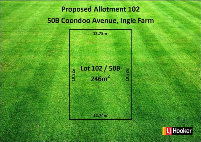 Lot Proposed 102/50B Coondoo Avenue, Ingle Farm SA 5098
