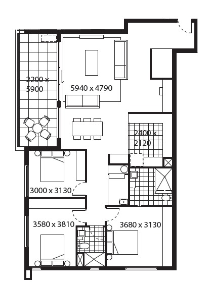 Bellerive Retirement Village - Apartment 41 Avalon, ACT 2606