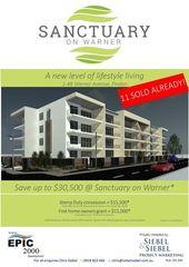 Lot 50  1-48 Warner Avenue