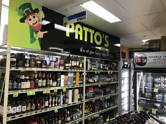 - Patto's Grog Shop - Calwell, ACT 2601