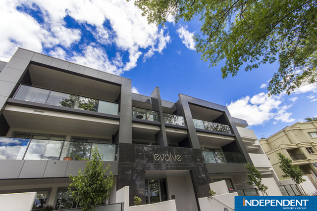 57/16 New South Wales Crescent, Forrest ACT 2603