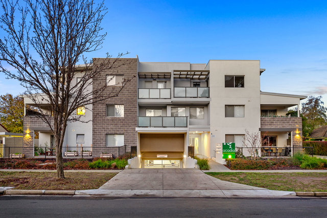 16/16 Berrigan Crescent, O'Connor ACT 2602