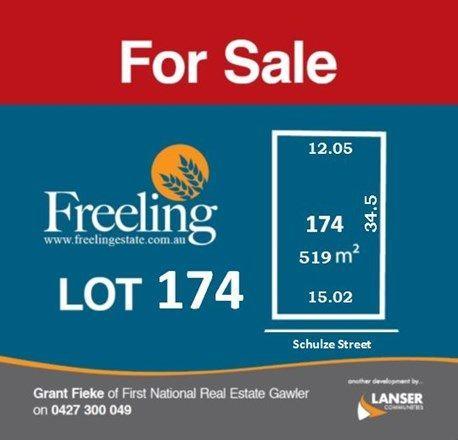 Lot 174 Schulze Street, SA 5372