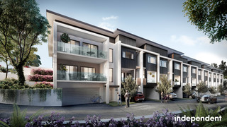 4 Bedroom Townhouse with North-Facing Aspect Denman Prospect ACT 2611