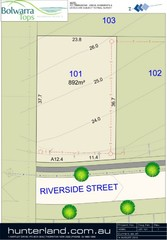 Lot 101 Riverside Street